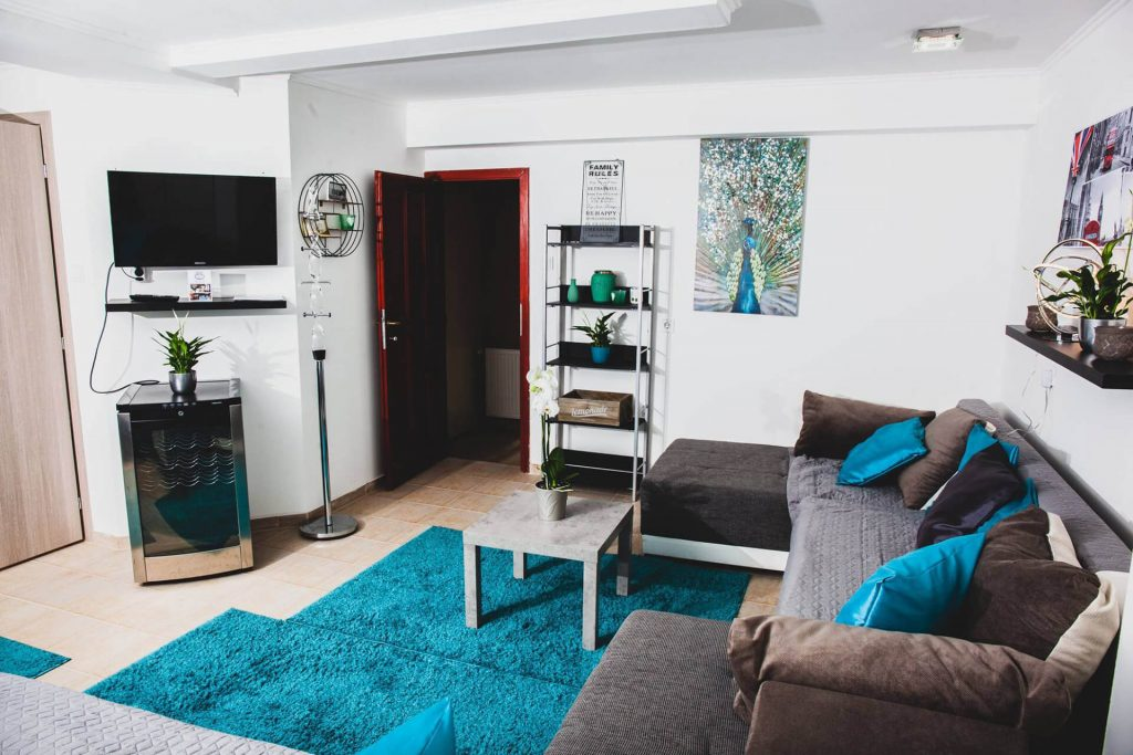 Barackos Wellness Villa Apartman
