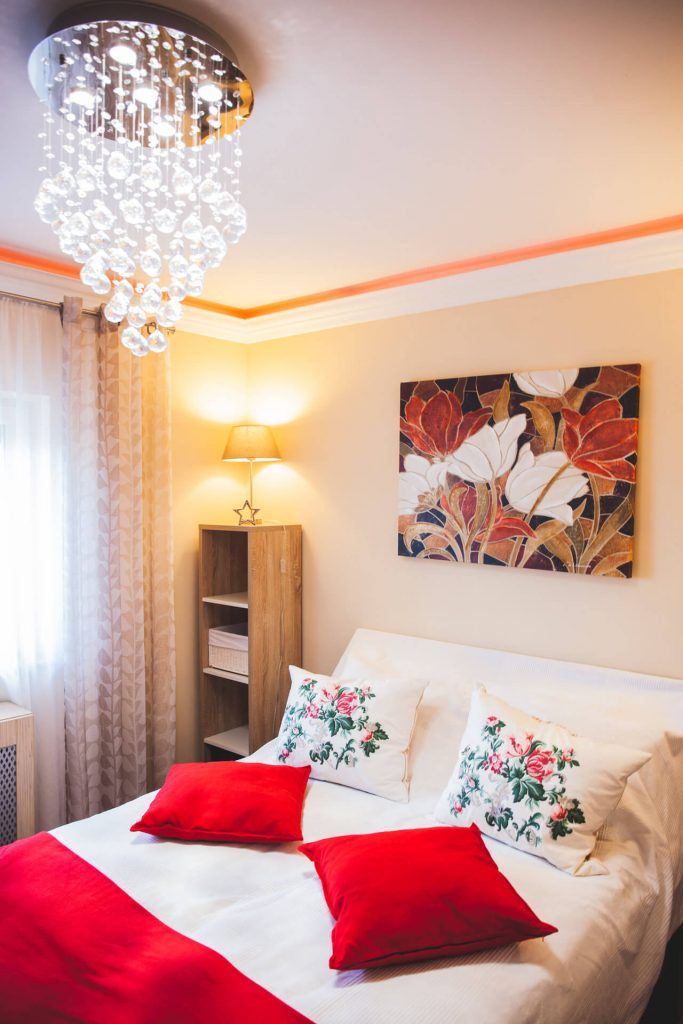 Barackos Wellness Villa Elegant szoba